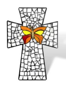 Cross Mosaic Class 10