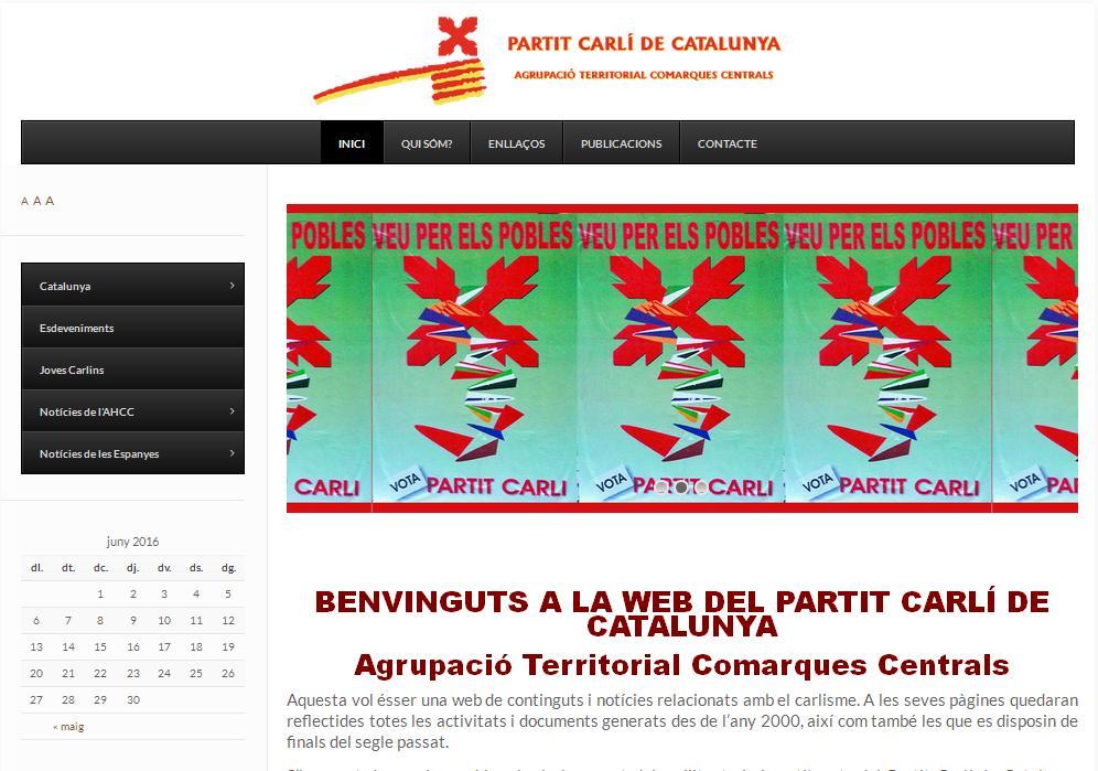 Partit Carlí de Catalunya