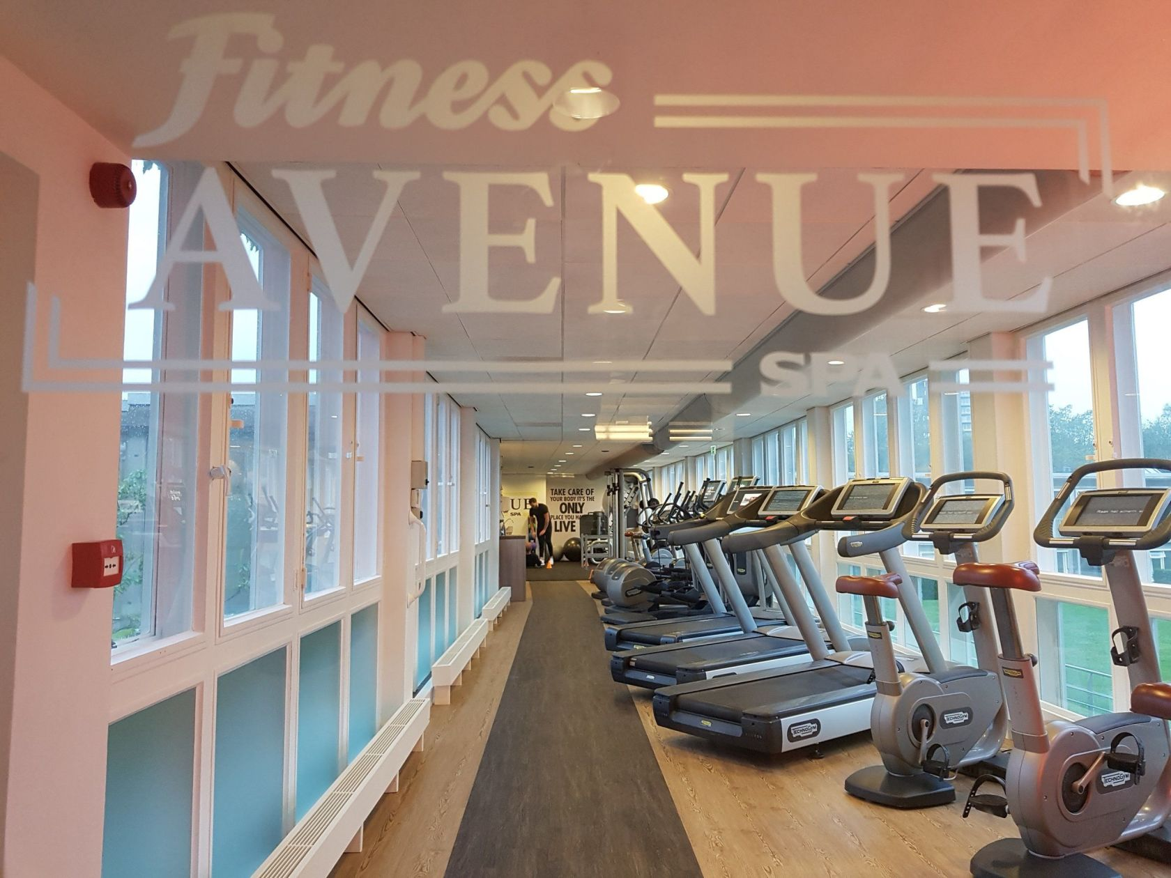 Neherpark Leidschendam Zwembad Work Out At Fitness Avenue Leidschendam And 113 Other Gyms And