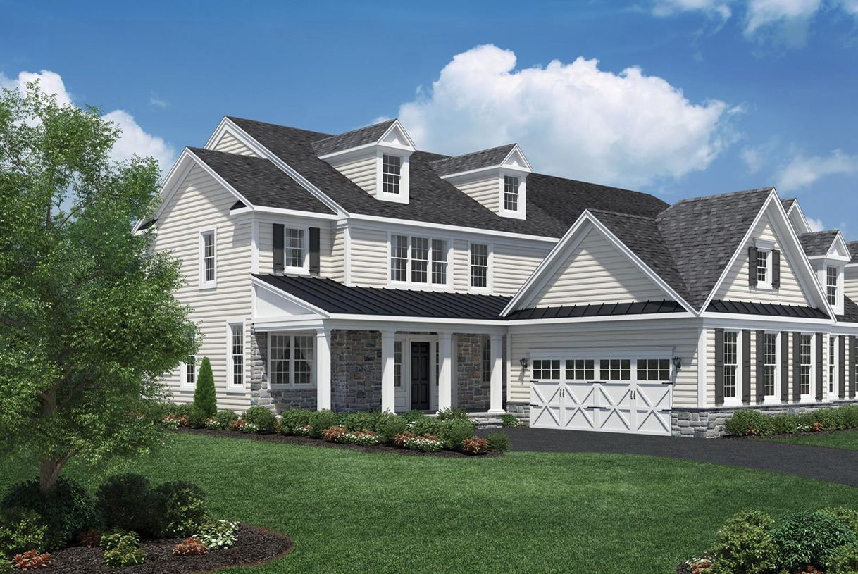 Farmhouse Newtown Newtown Square Homes For Sale Gibson Sotheby 39s