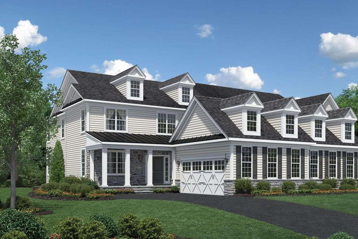 Farmhouse Newtown Newtown Square Homes For Active