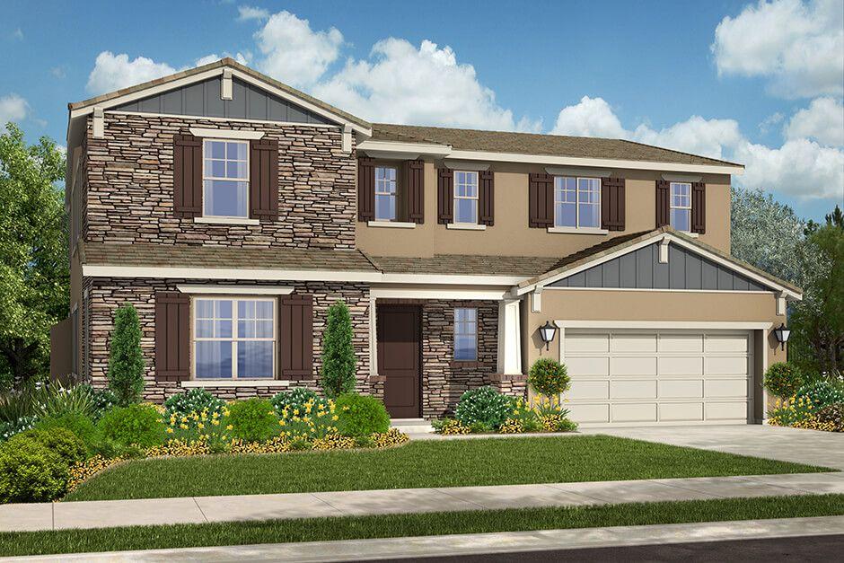 Summer House at River Islands new homes in Lathrop CA by Van Daele Homes - lathrop ca