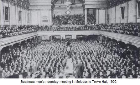 revival-in-australia-melbourne-town-hall-1902