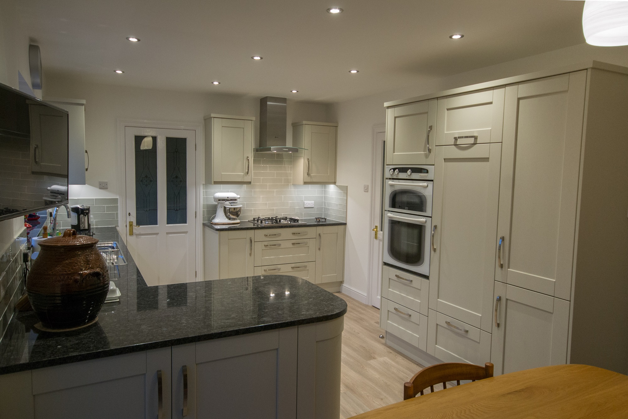 Fitted Kitchen Unit Partridge Kitchens Bespoke Kitchens Made In Tiverton Devon