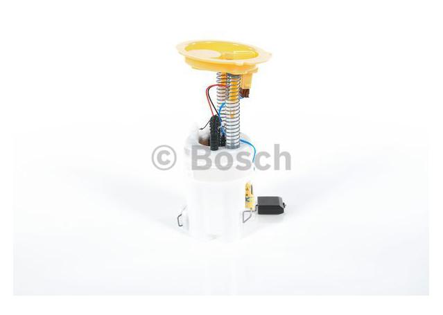 bosch fuel pump specifications