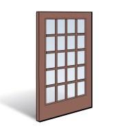 Frenchwood Panel 2651119 - Andersen Patio Doors Patio Door ...