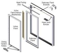 200 Series Perma-Shield Patio Door Parts & Accessories