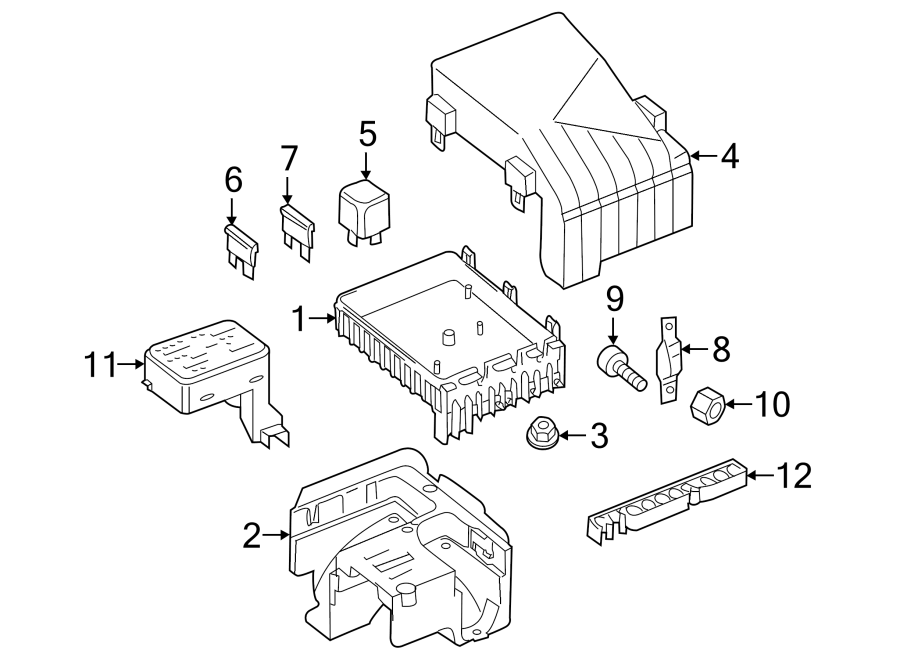 2015 r1 fuse box location