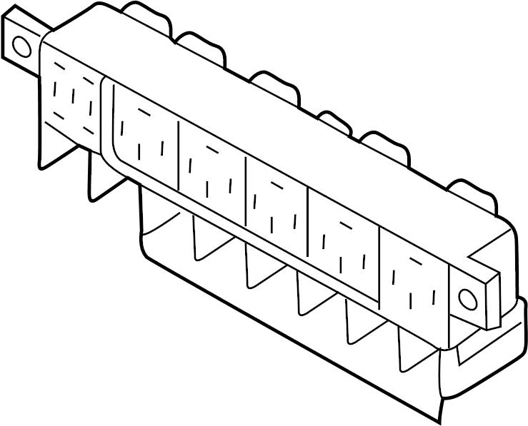 2005 vw passat wagon fuse box diagram