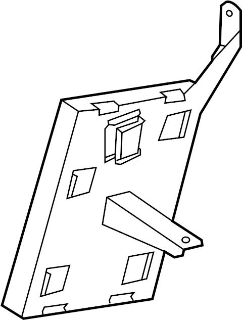 volkswagen hvac control module