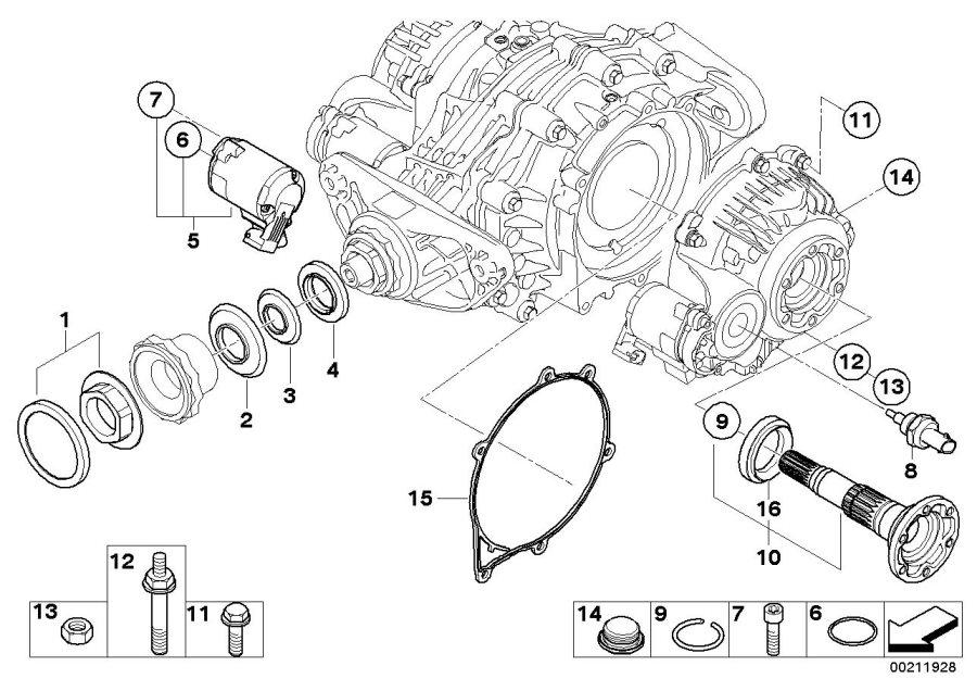 n55 belt diagram