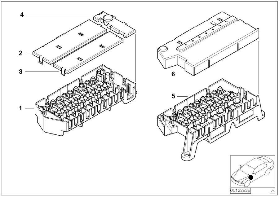 bmw 330ci fuse box diagram
