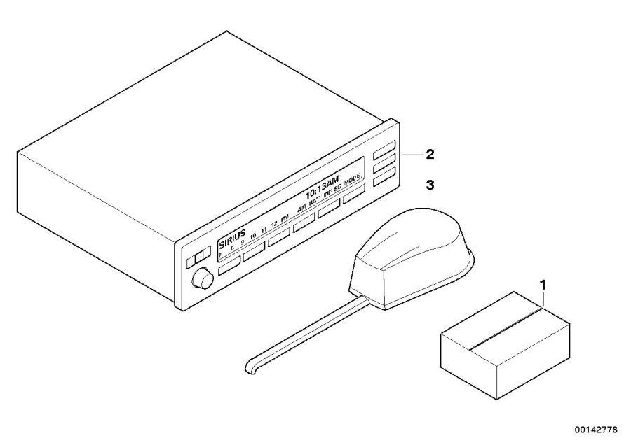 2005 bmw x5 fuse box location