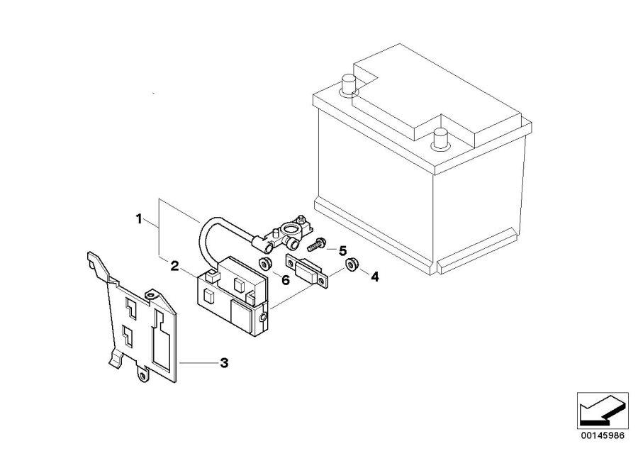 2001 bmw 325xi fuse box diagram