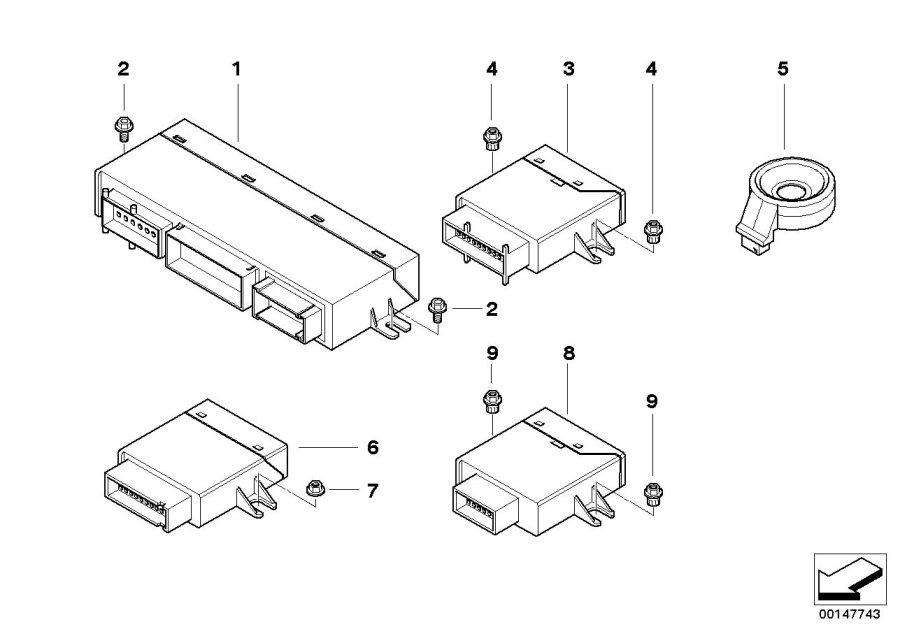 bmw 330xi fuse box diagram