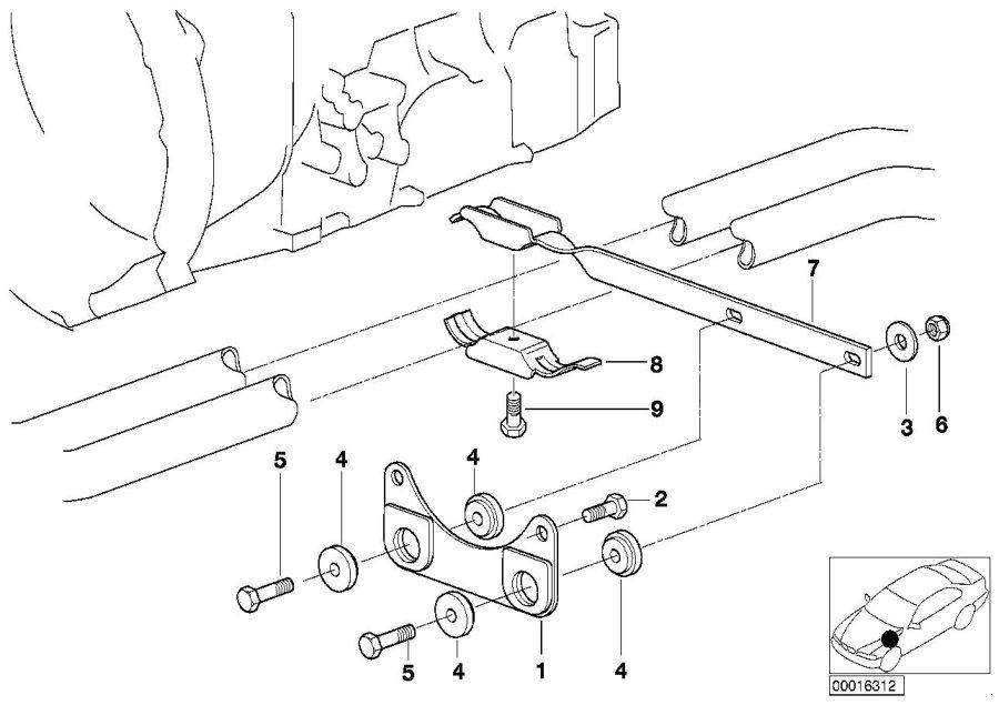 bmw f10 rear fuse box diagram