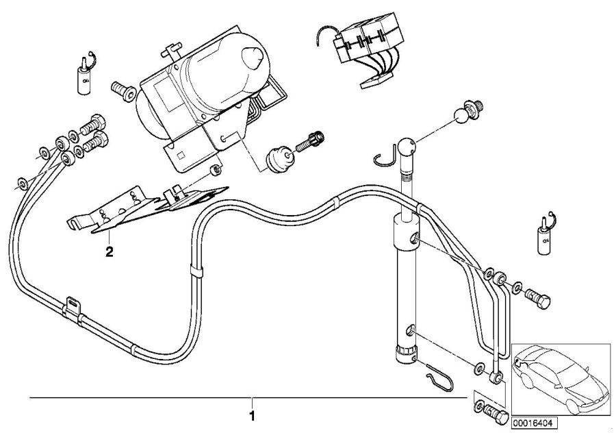 2008 bmw x5 rear fuse box diagram