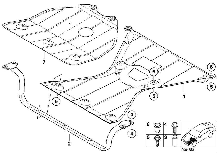 bmw engine diagram e36 body