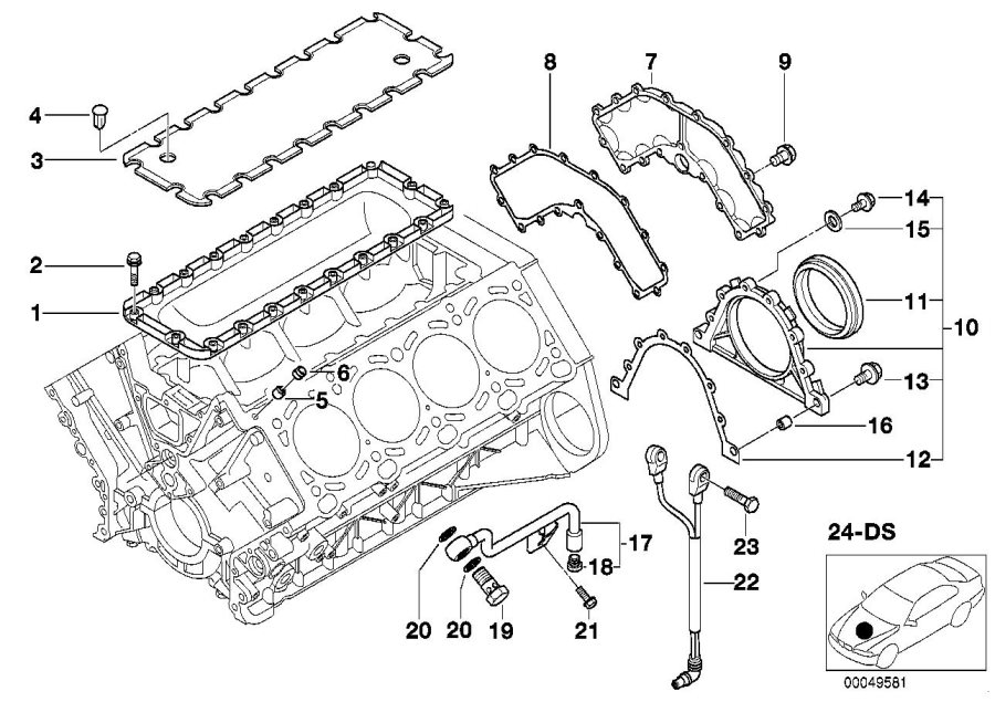2004 bmw 645ci engine diagram