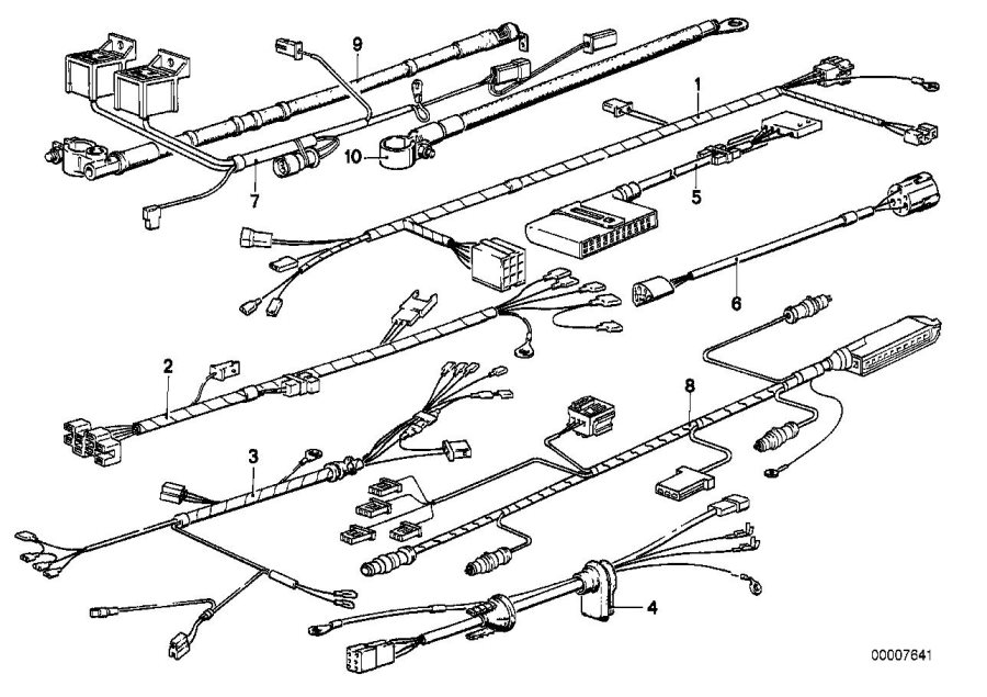 bmw e30 wiring diagram 1987 bmw e30 m3 electrical wiring diagram
