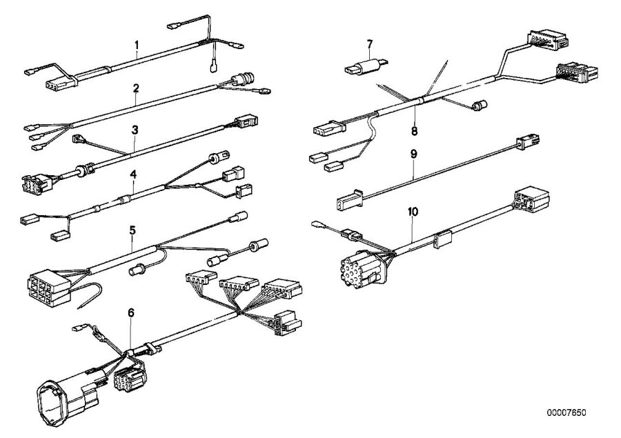 1990 bmw 325i wiring diagram