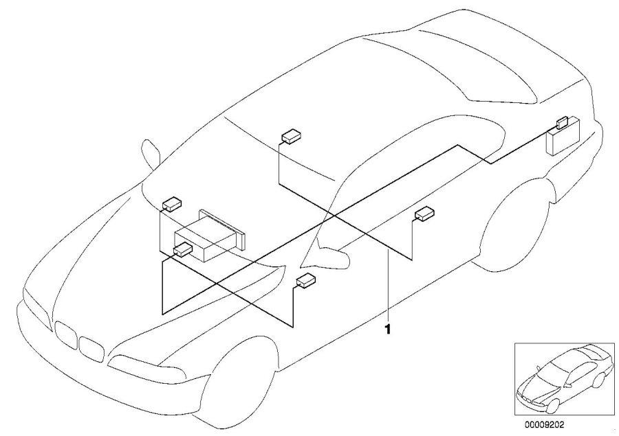 Audio Wiring Harness Kits