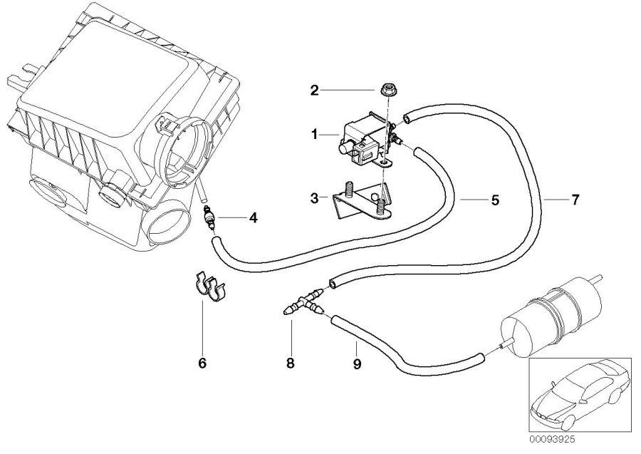 bmw m62 engine vacuum diagram