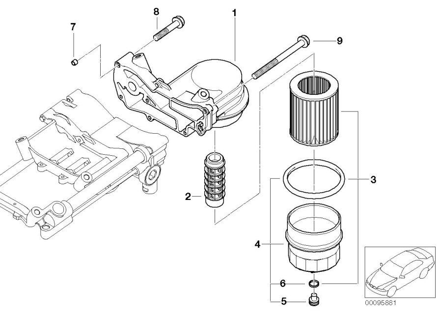 2006 bmw 650i fuse box diagram