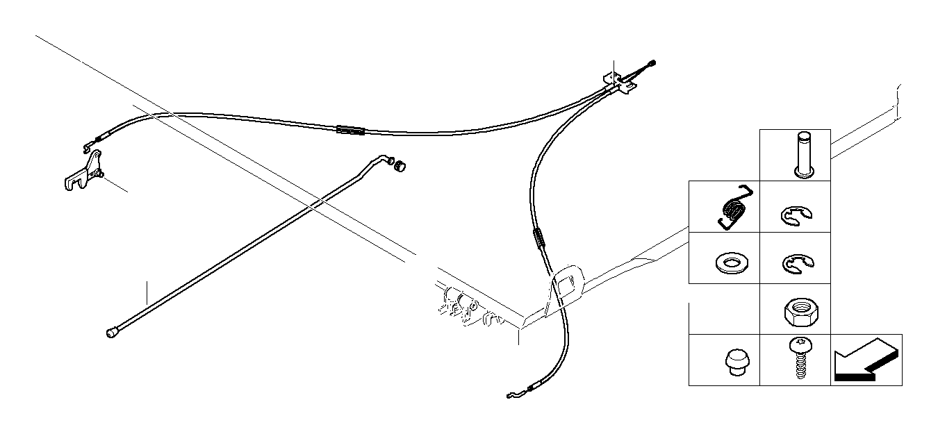 540i belt diagram