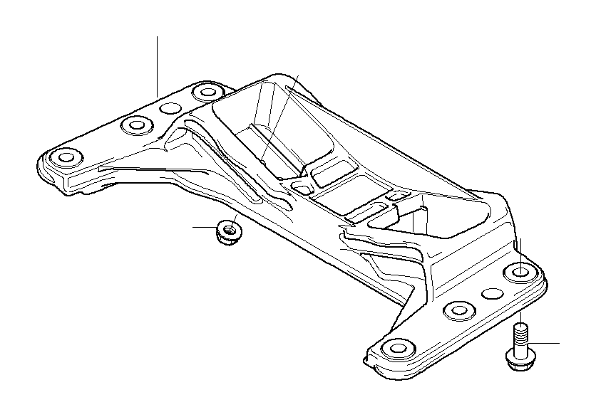 1992 525i bmw diagram for engine parts