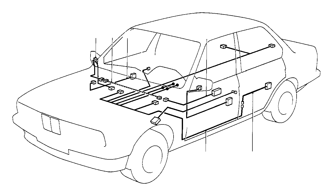 1987 bmw 528e wiring diagram