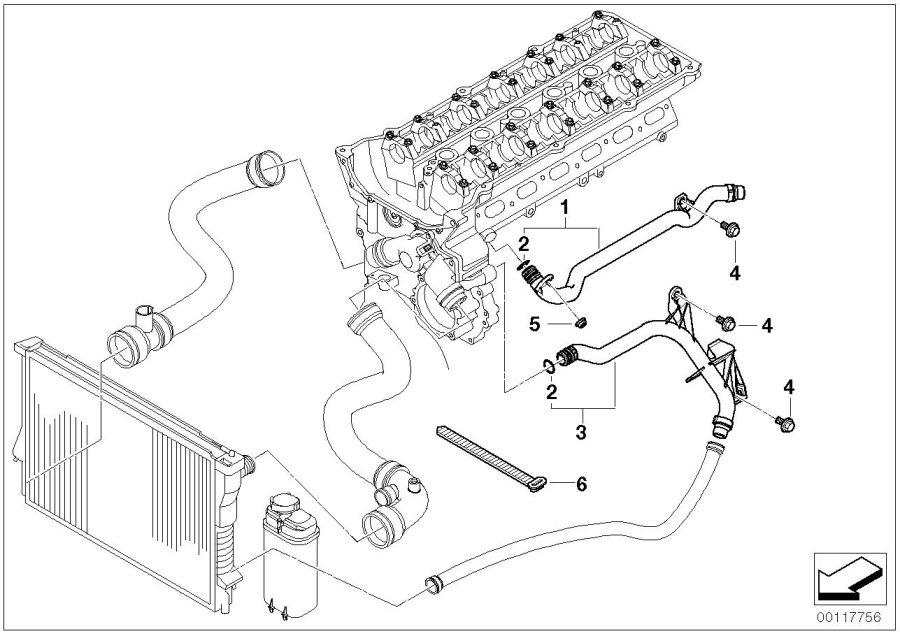 2001 bmw 325i fuse panel diagram
