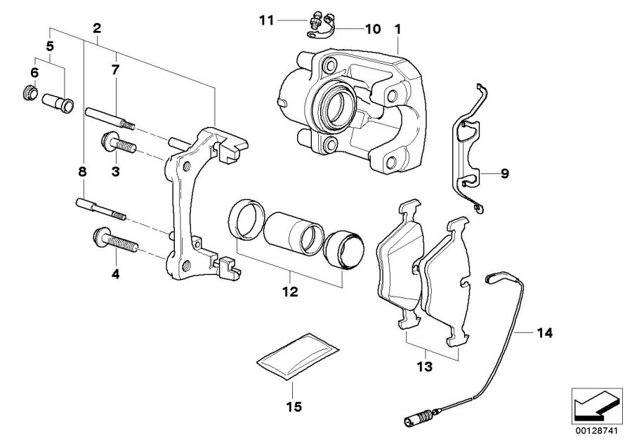 2007 bmw 525i water pump wiring diagram