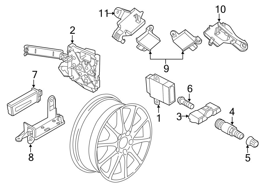 porsche 918 spyder Motor diagram