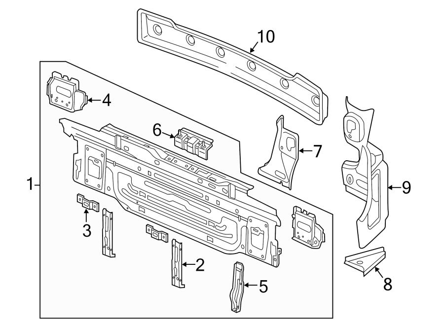1990 volkswagen gti Motor diagram