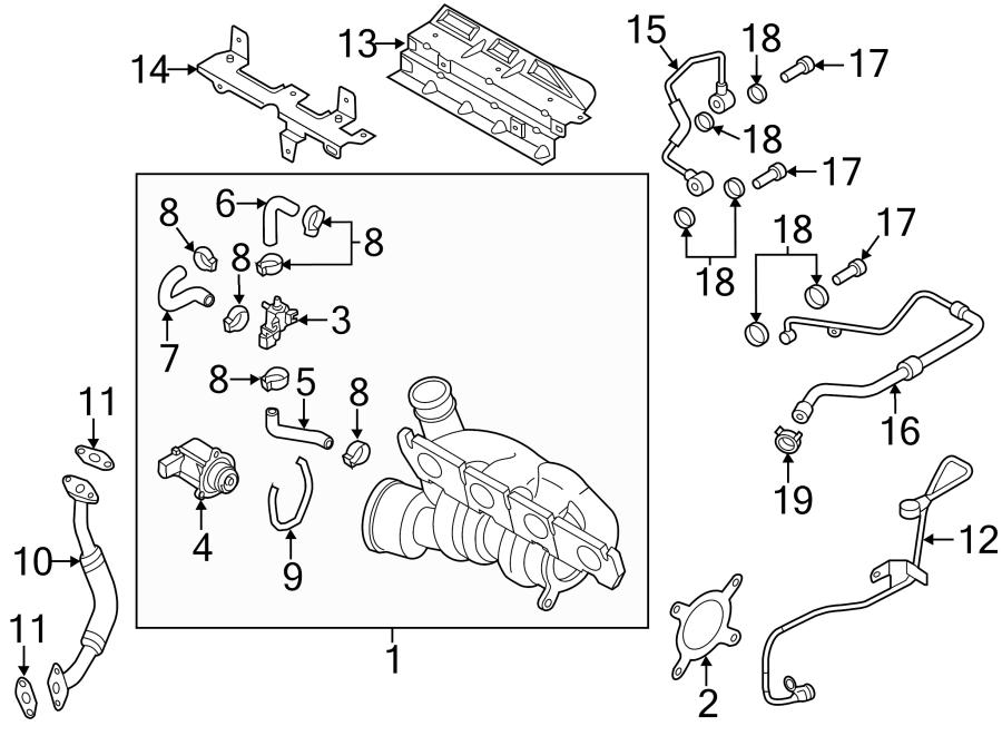 2011 volkswagen cc vacuum diagram