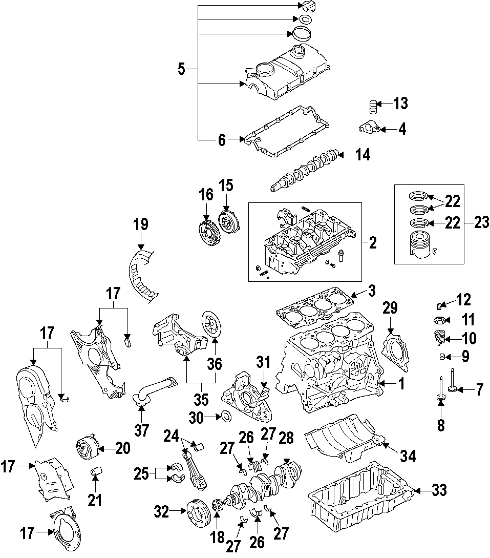 golf hole diagram