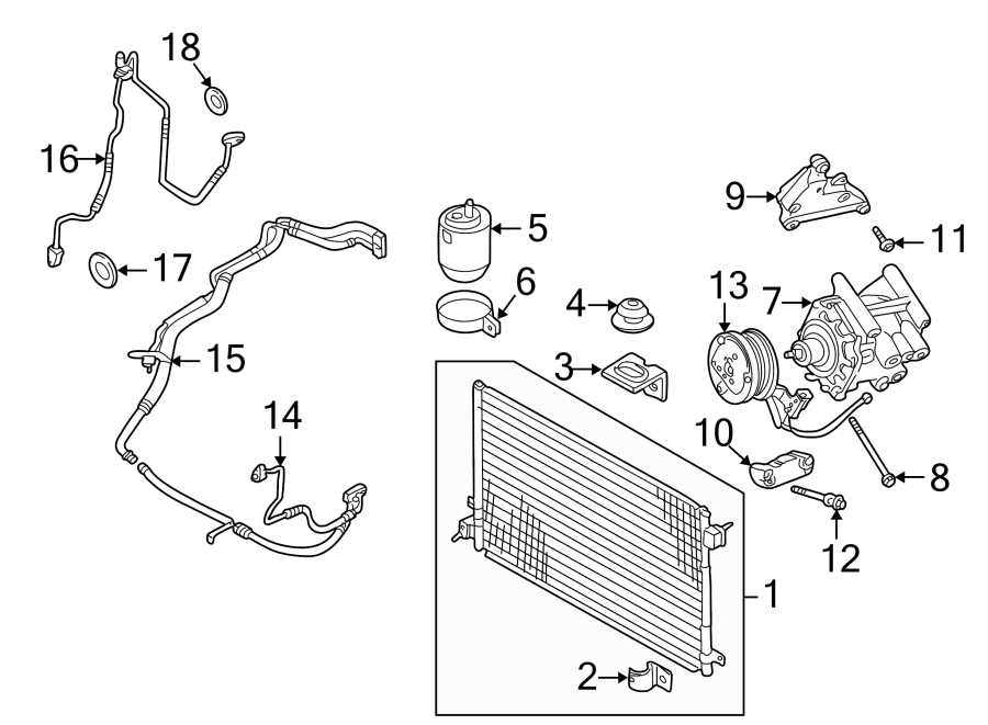 jaguar s type air conditioning diagram