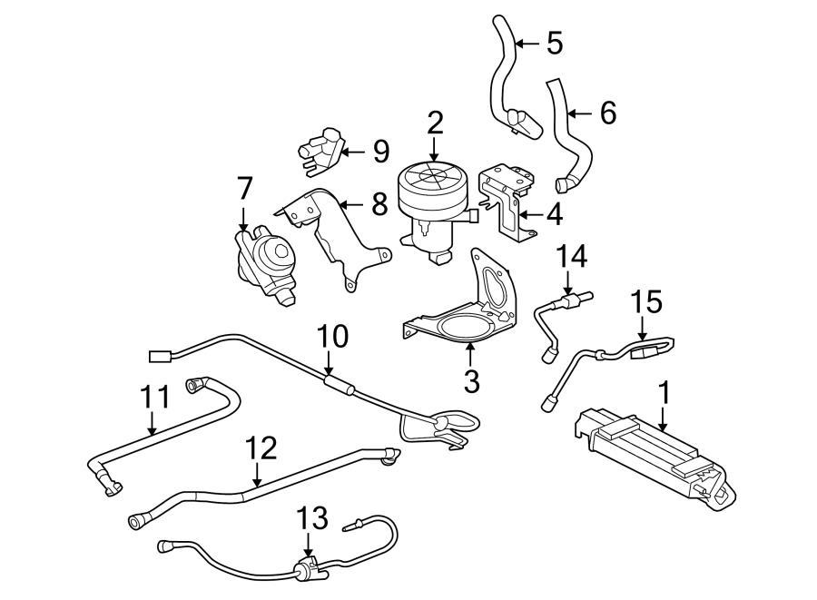 jaguar xj8 Motor diagram