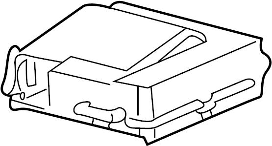 97 lexus es300 Motor diagram