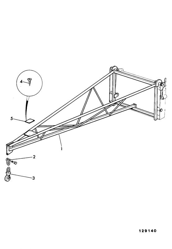 crane hook diagram labels