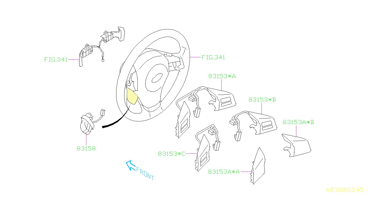 satellite switch diagrams