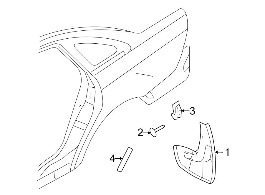 2006 ford taurus motor mount diagram