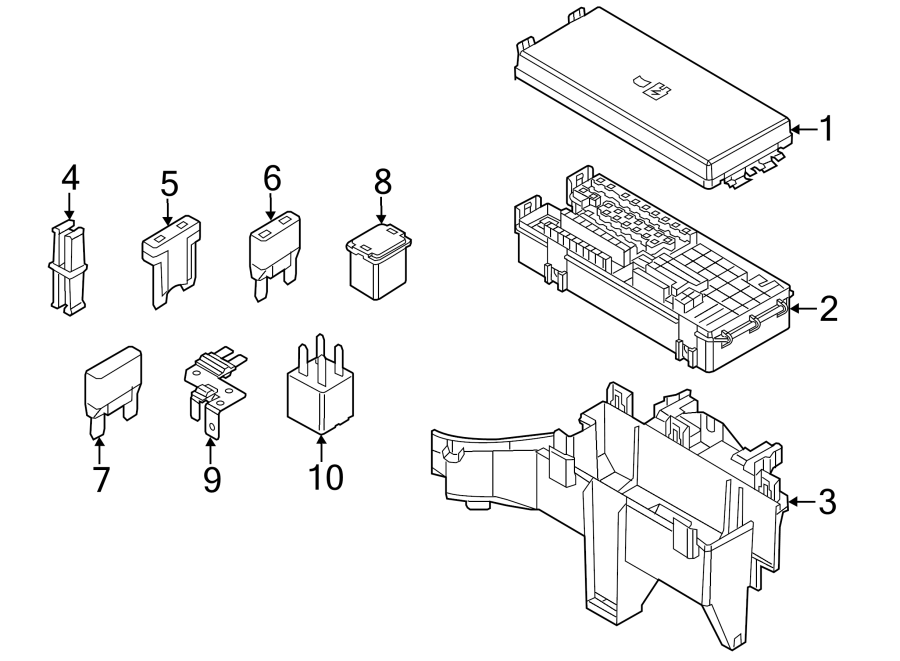 05 ford style fuse diagram