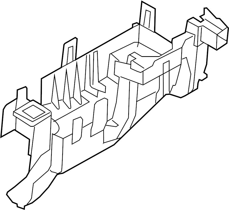 2010 ford taurus sel fuse box diagram