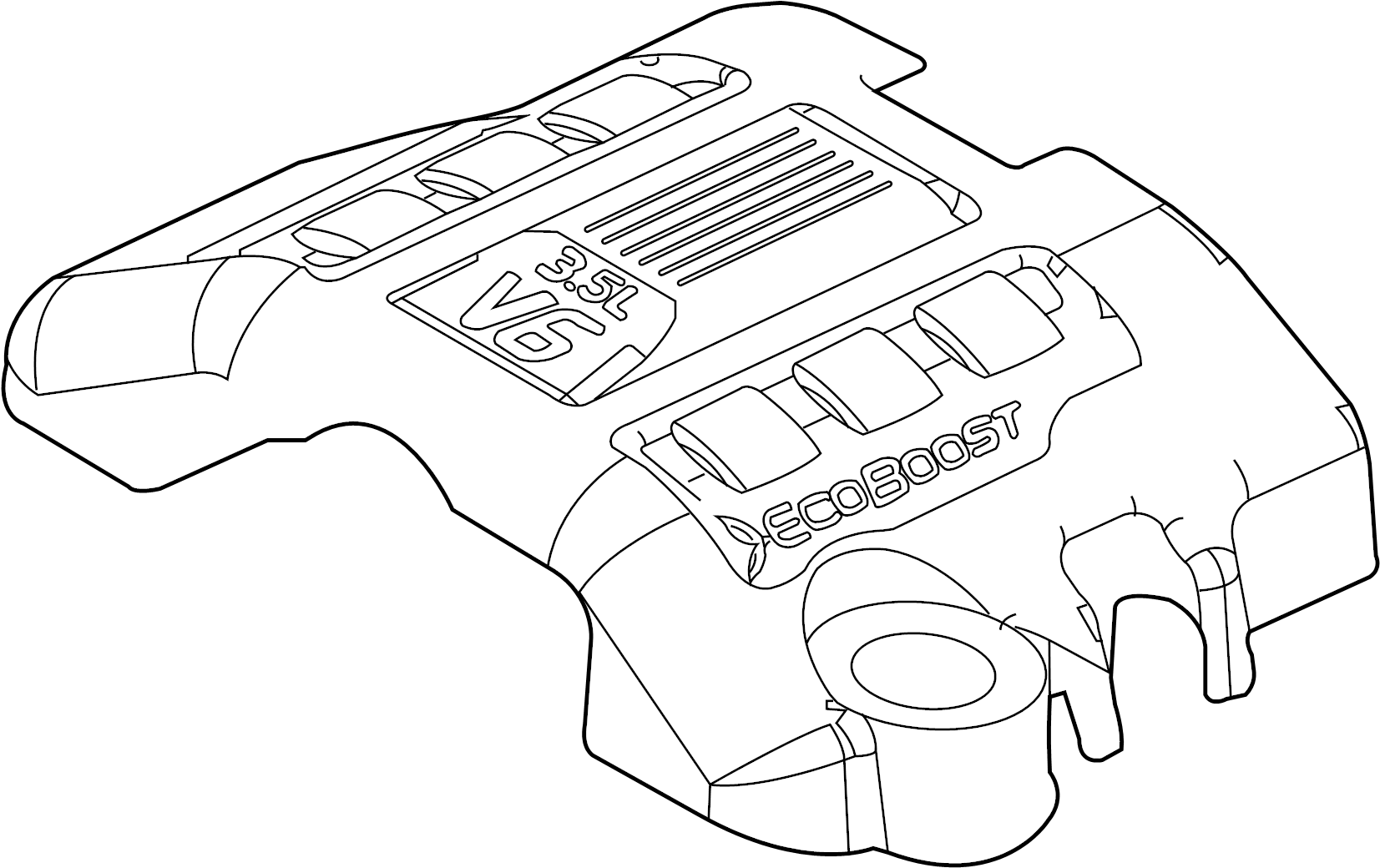 2013 taurus v6 engine diagram