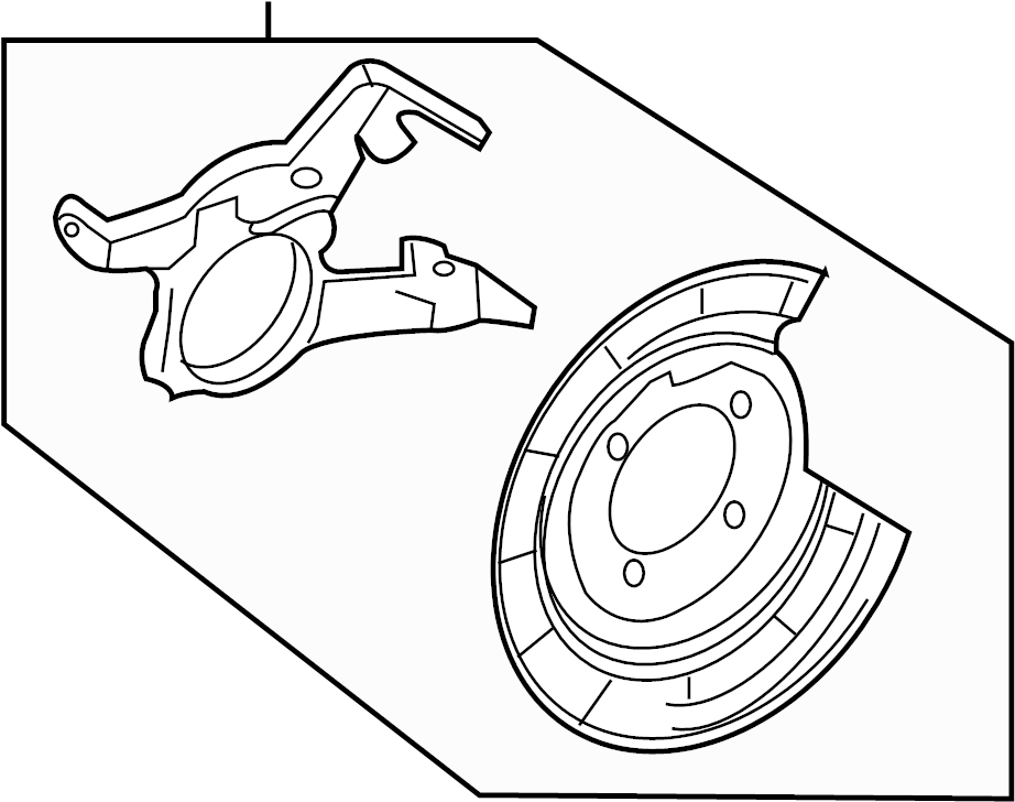 rear brake diagram additionally nissan brake master cylinder diagram
