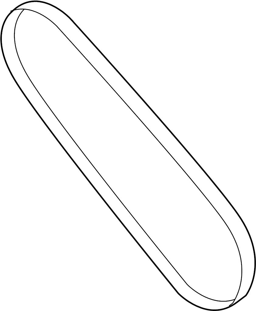 2012 ford fusion 2 5l belt diagram