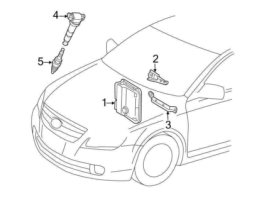2007 toyota vios ignition system schematic diagram
