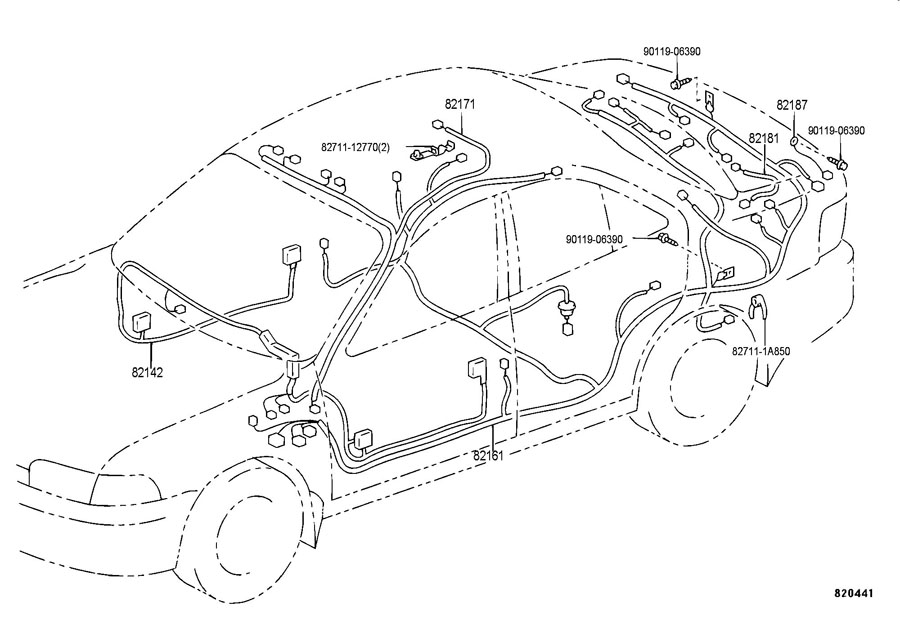wiring diagram toyota ae101